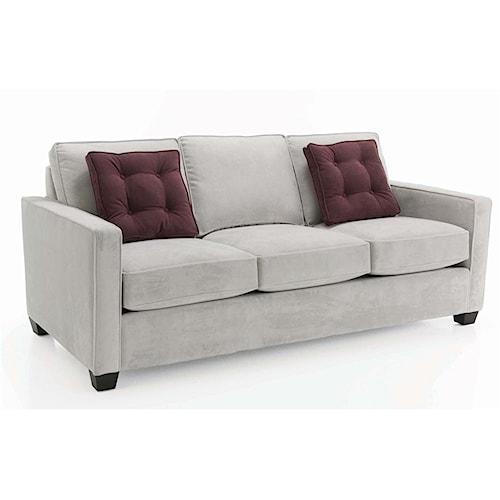 Decor-Rest 2855 Stationary Sofa