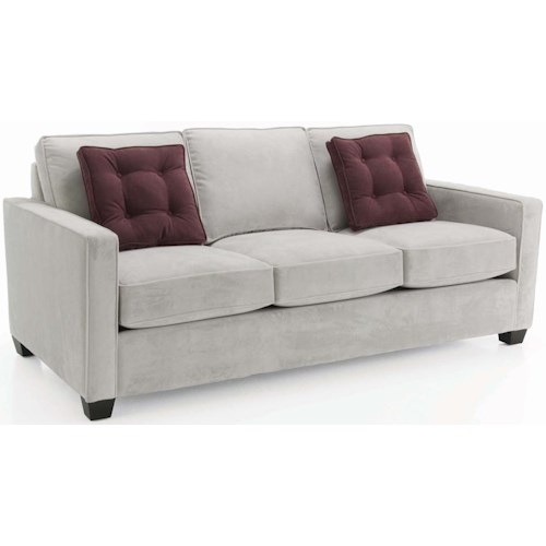 Decor-Rest 2855 Stationary Sofa