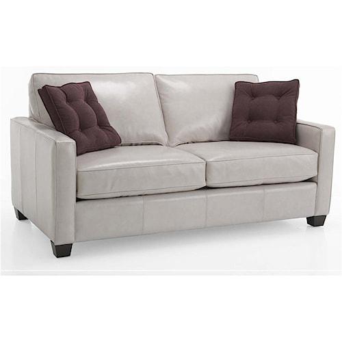 Decor-Rest 2855 Double Sleeper Sofa Bed