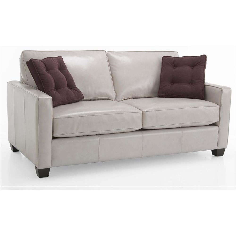 Decor-Rest 2855Double Sleeper Sofa Bed  sc 1 st  Sheelyu0027s & Decor-Rest 2855 Double Sleeper Sofa Bed | Sheelyu0027s Furniture ...
