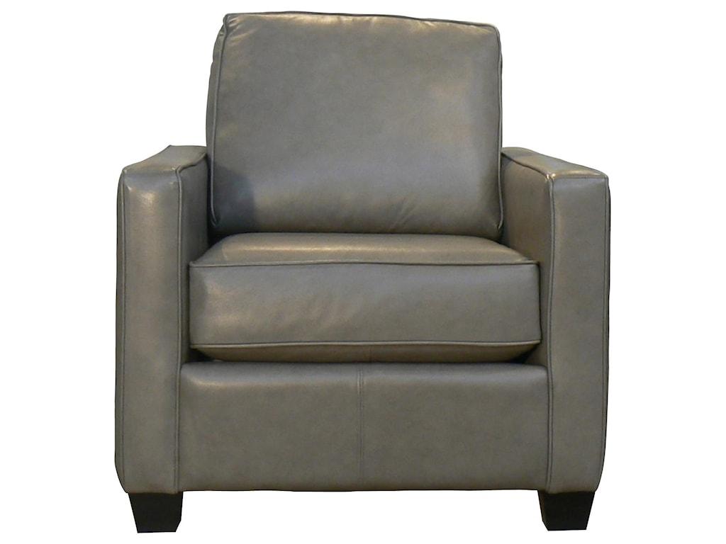 Taelor Designs LaraLeather Chair