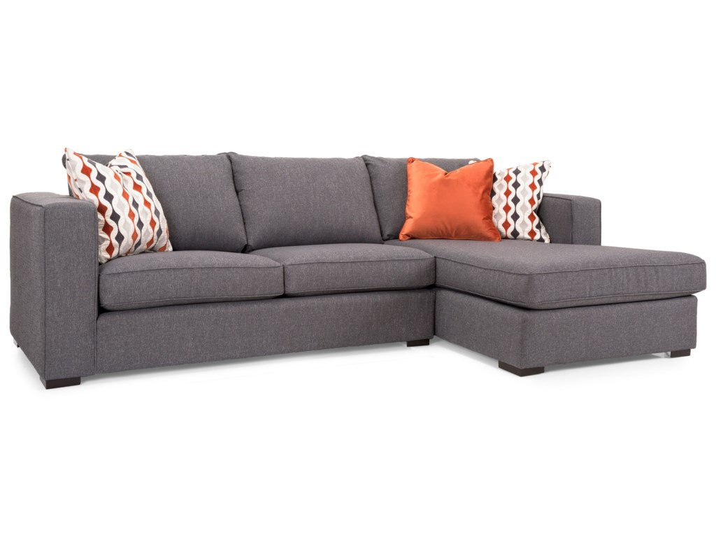 Taelor Designs BradenSofa with Chaise