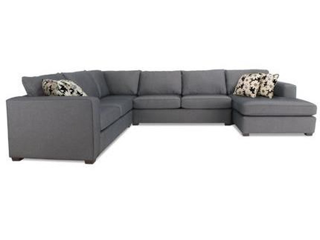 Taelor Designs 2900Sectional Sofa