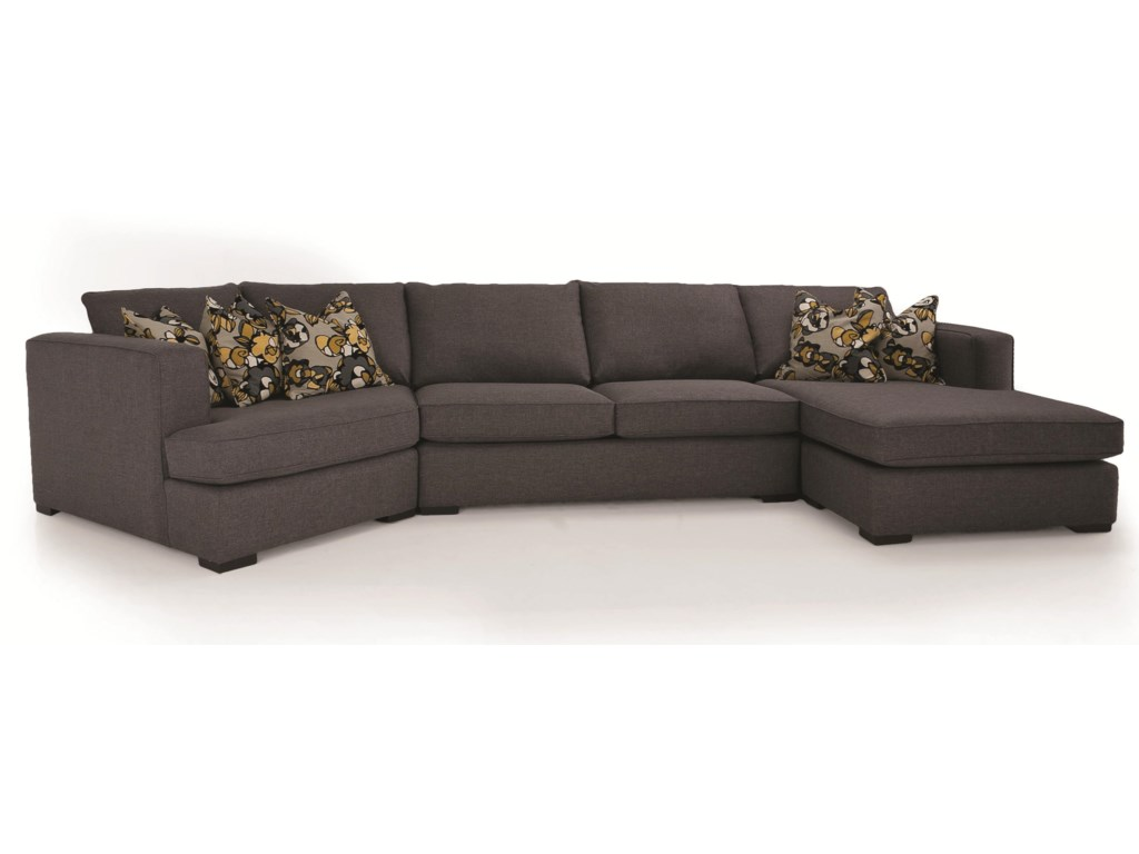 Decor-Rest 29003 pc. Sectional