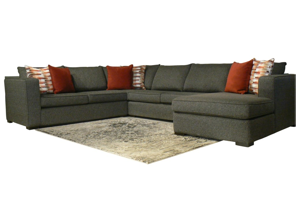Taelor Designs BradenSectional Sofa