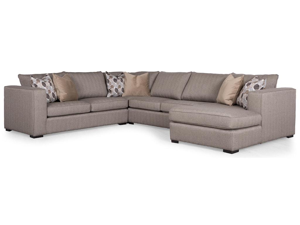 Taelor Designs BradenSectional Sofa