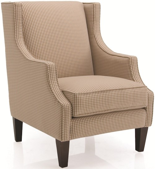 Decor-Rest 2920 Accent Wing Chair