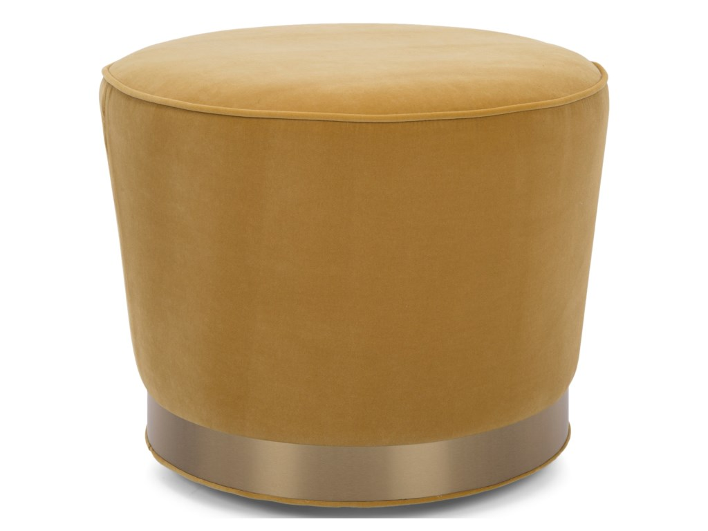Taelor Designs 2933Swivel Ottoman