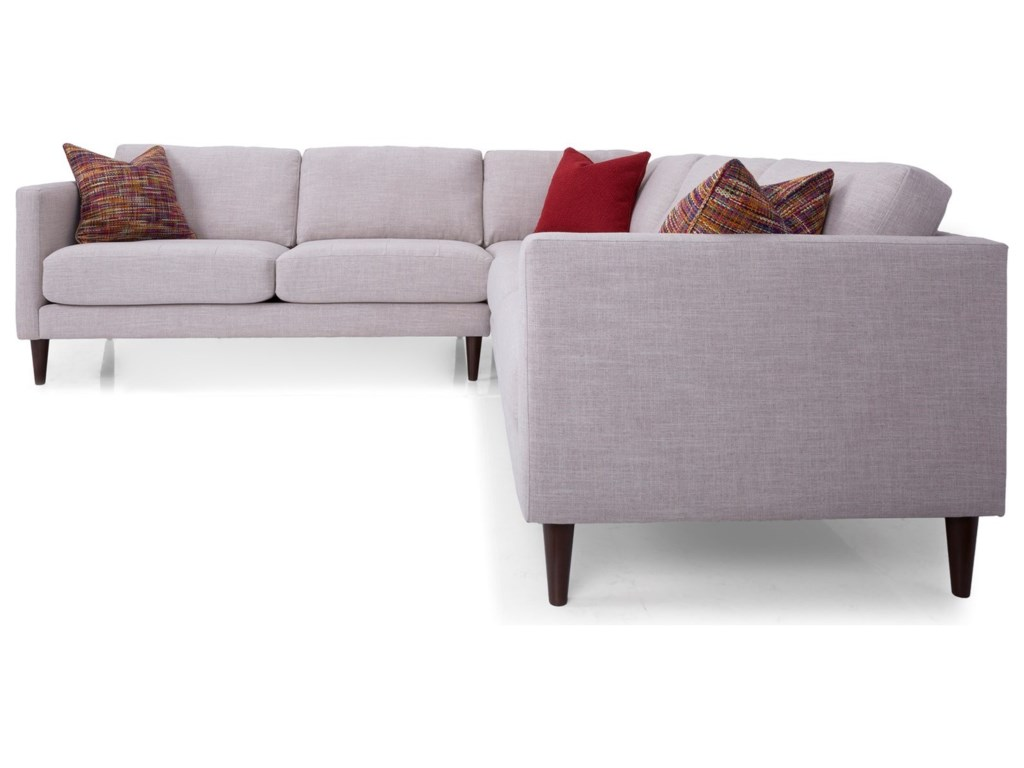 Decor-Rest 2M1L-Shaped Sectional