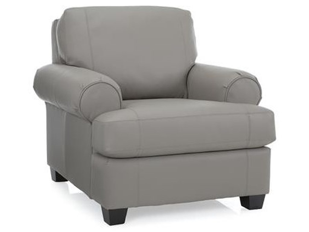 Taelor Designs 3285CLeather Chair