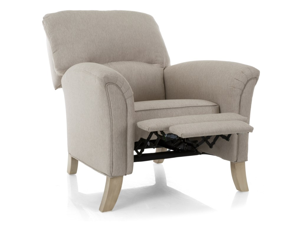Taelor Designs AspenPush Back Chair