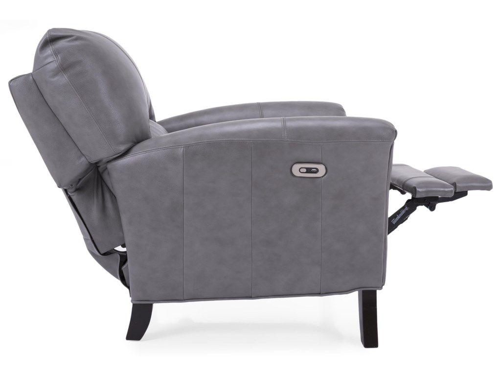 Taelor Designs AspenAll Leather Power Recliner