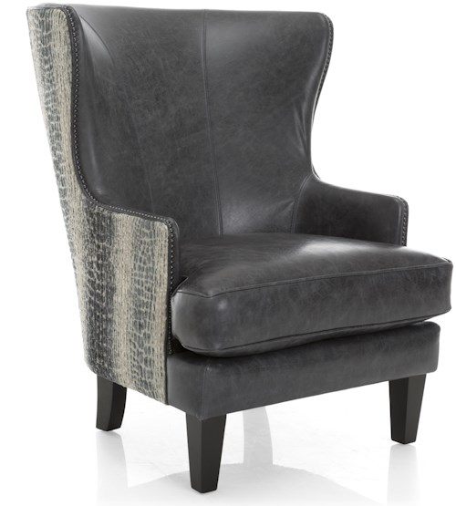 Decor Rest 3492 Wing Chair Stoney Creek Furniture Wing