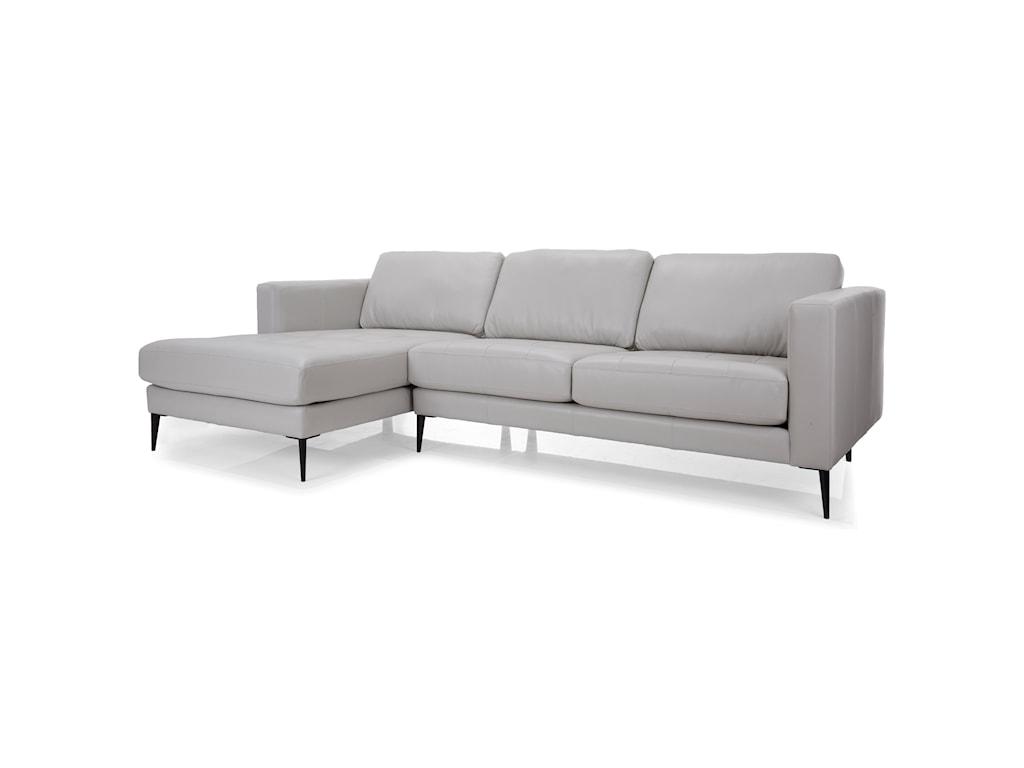 Taelor Designs 3795Chaise Sofa