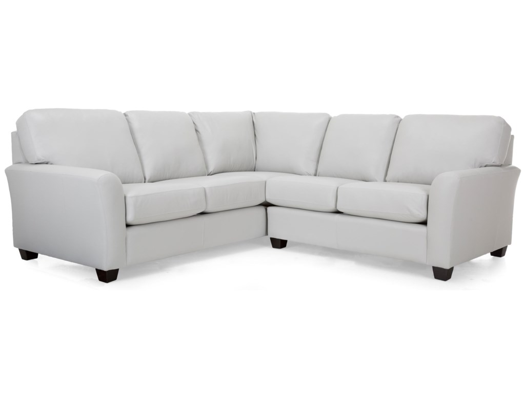 Taelor Designs 3A1Sectional Sofa