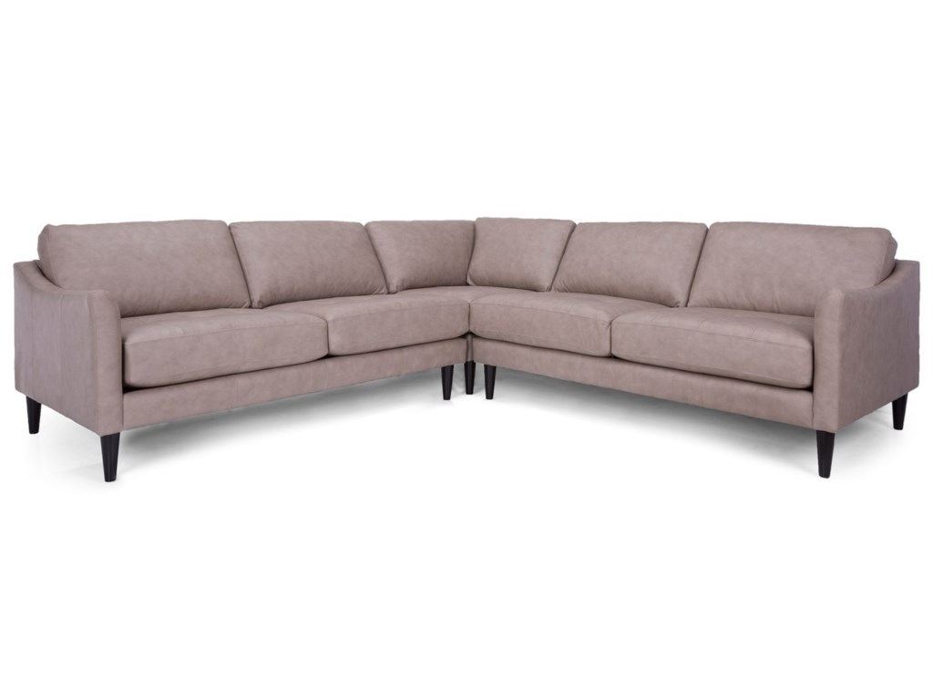 Decor-Rest 3M3L-Shaped Sectional