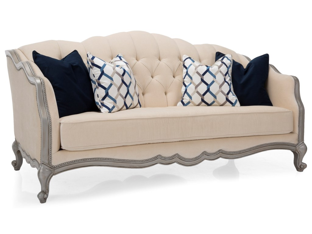 Taelor Designs 6702Upholstered Sofa