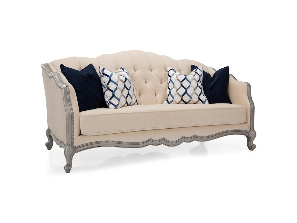 Decor-Rest 6702Upholstered Sofa