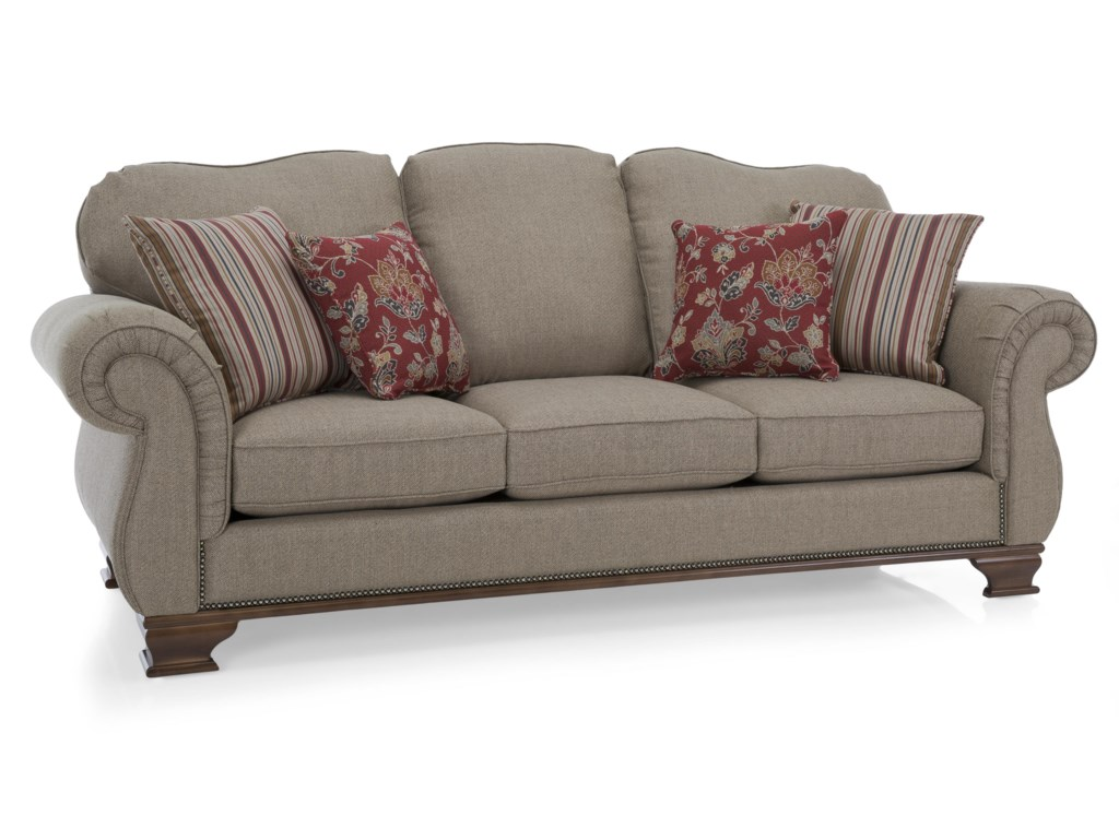 Decor-Rest 6933Sofa