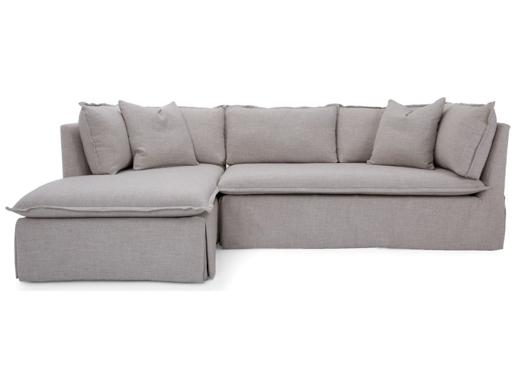 Taelor Designs 7075Sofa with Chaise
