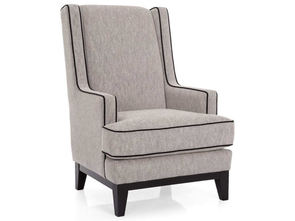 Decor-Rest Flynn by S&CWing Chair