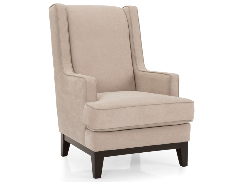 Taelor Designs Flynn by S&CWing Chair