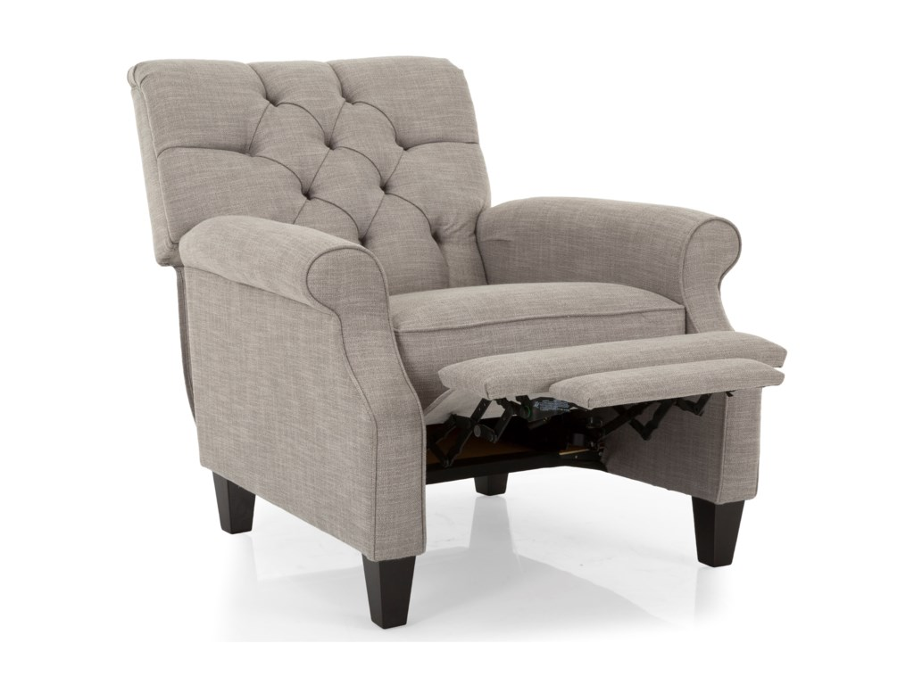 Decor-Rest 7824Push Back Recliner