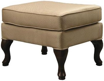 Decor-Rest 84BW Traditional Ottoman