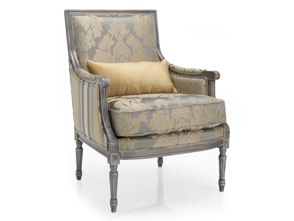 Taelor Designs Accent ChairsFirenze Chair
