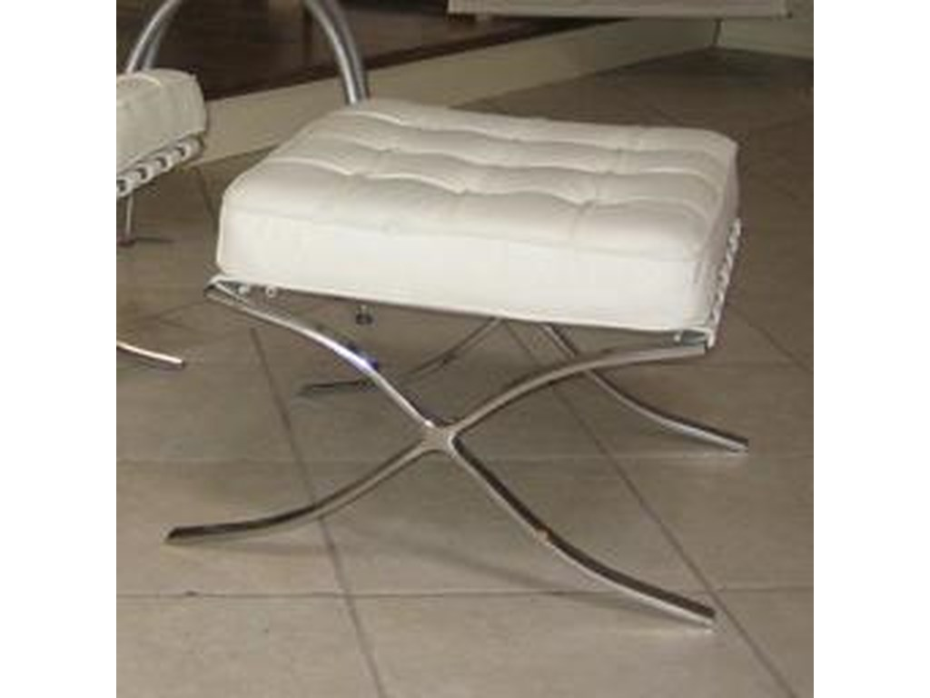 Decor-Rest Accent on Home ChairsBarcelona Ottoman