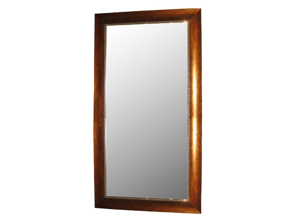 Decor-Rest Accent on Home MirrorsStephania Floor Mirror
