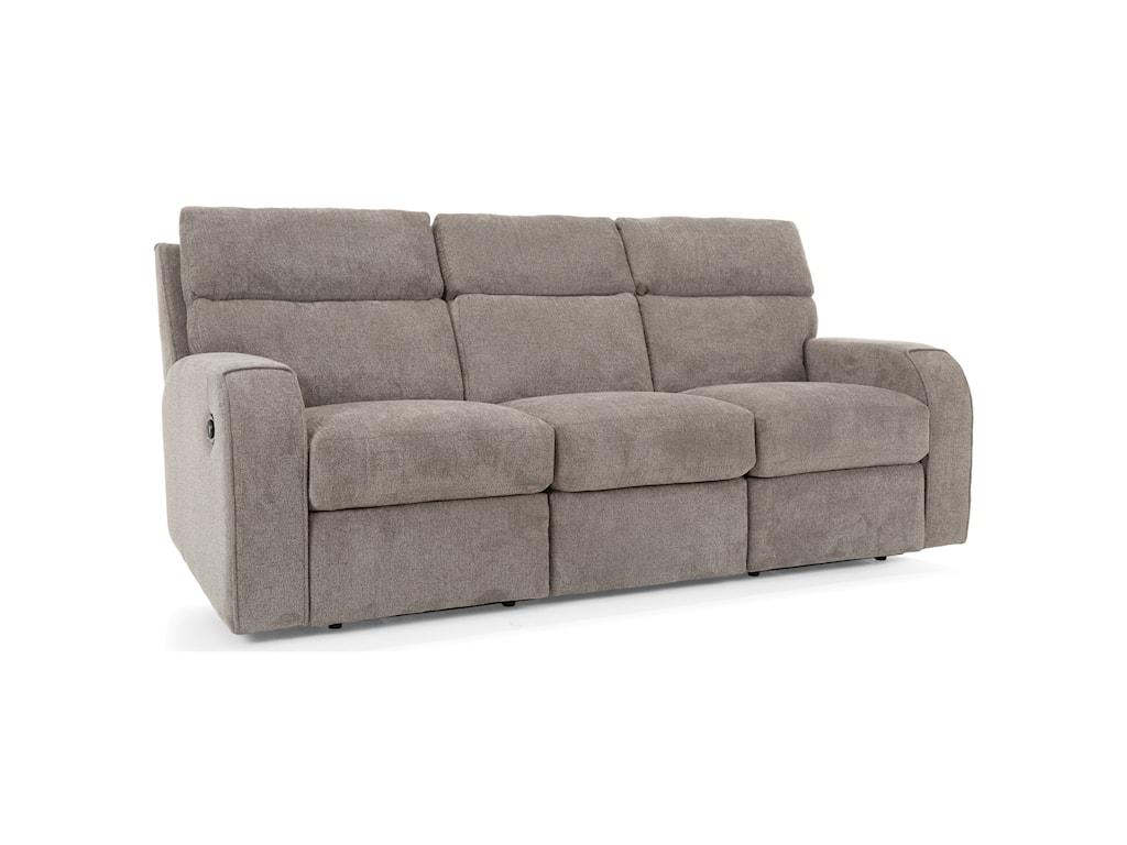 Decor-Rest M844Power Tilt Reclining Sofa