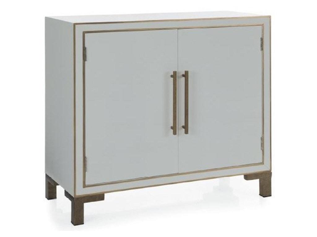 Decor-Rest OrchidOrchid White Cabinet