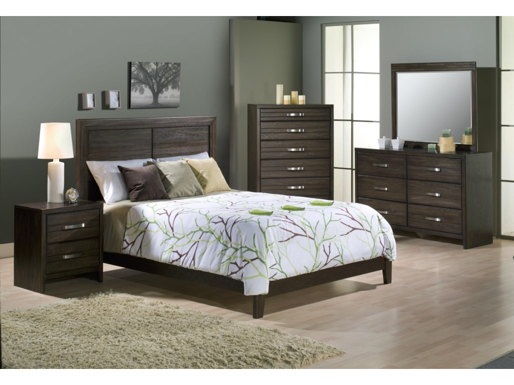 Defehr 682Oakmount Queen Bed