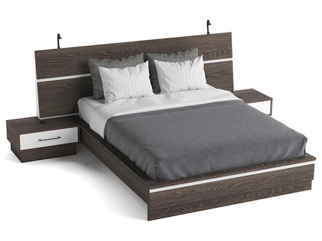 Defehr AmsterdamQueen Master Bed