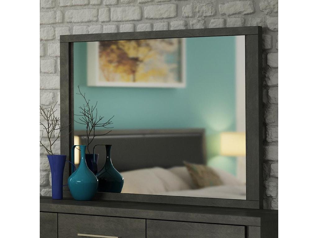 Defehr CordobaLandscape Mirror