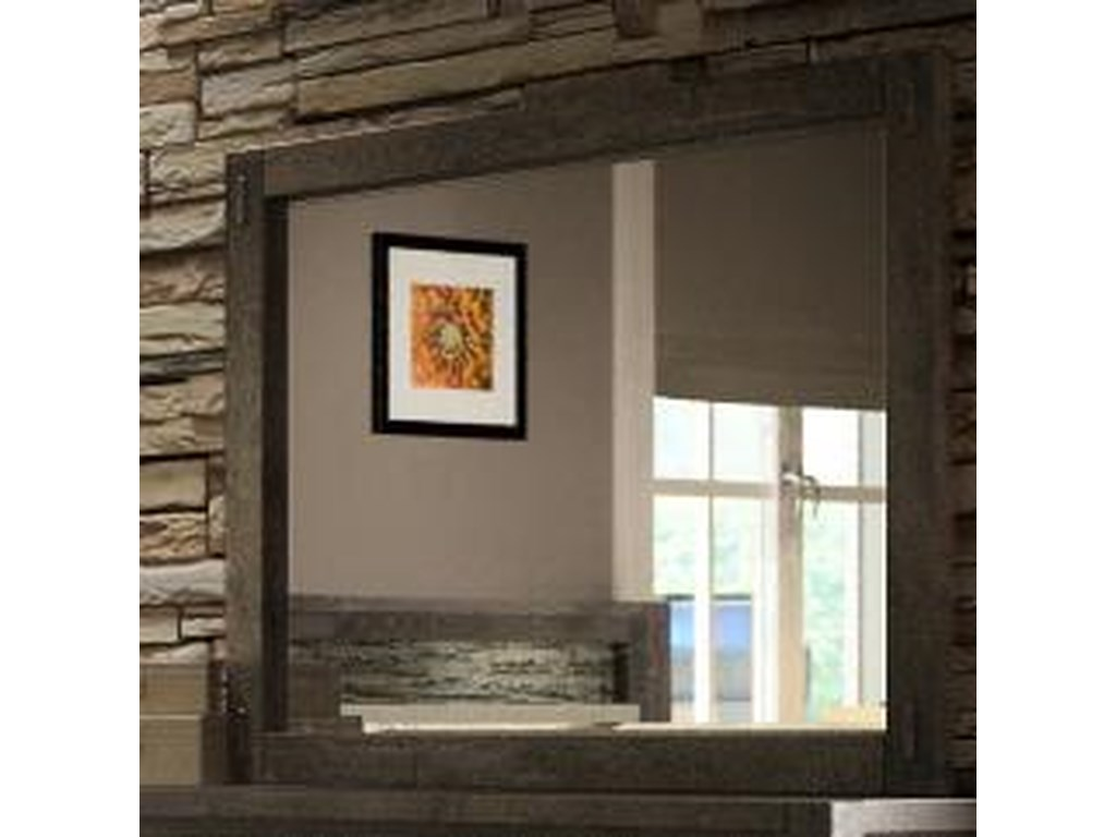 Defehr Series 697Landscape Mirror