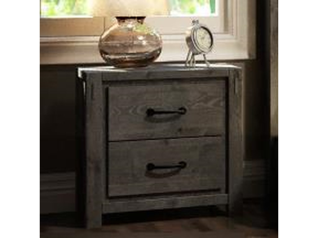 Defehr Series 697Night Stand