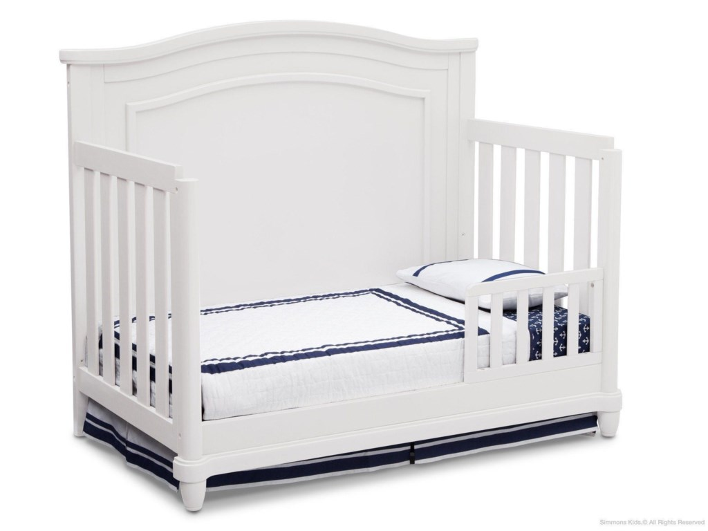 baby attached with delta chocolate in dark gateway children s image crib for cribs changing full