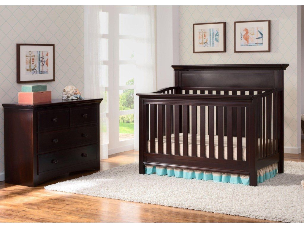 delta res black toddler cribs products children cherry bed hi oberon crib s espresso in