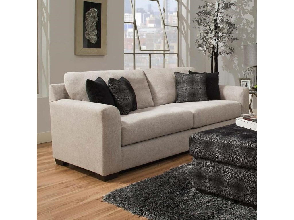 Delta Furniture Manufacturing 4100Sofa