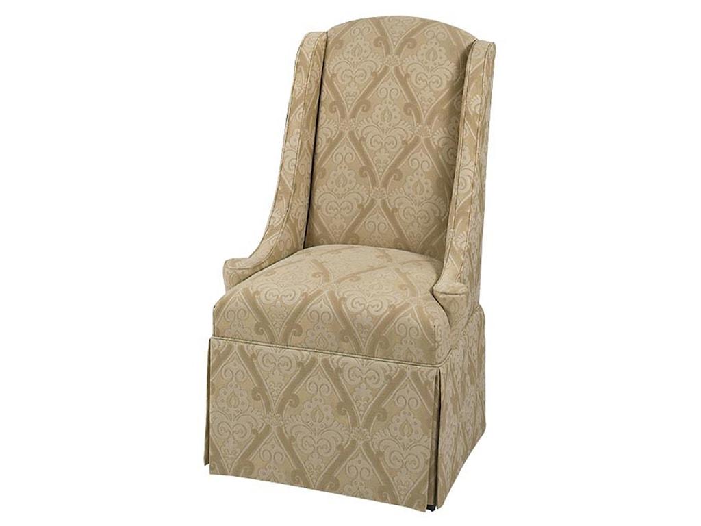 Designmaster Chairs Weddington Skirted Host Chair