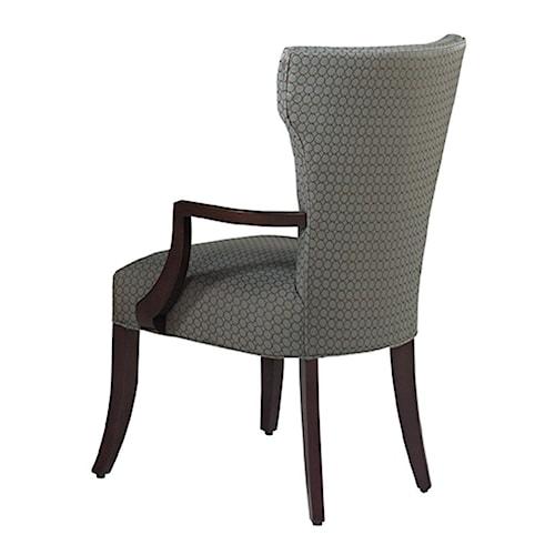 Designmaster Chairs  Destin Klismos Arm Chair