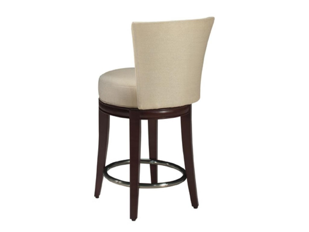 Designmaster Dining Stooanbury Swivel Counter Height Stool