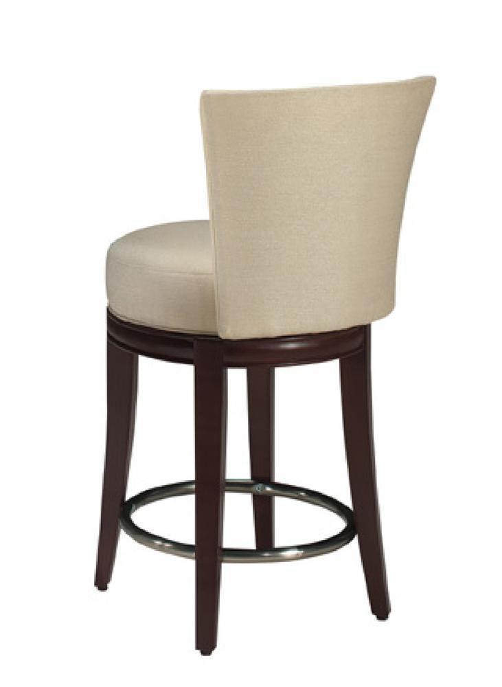 Bon Designmaster Dining Stools Danbury Swivel Counter Height Dining Stool