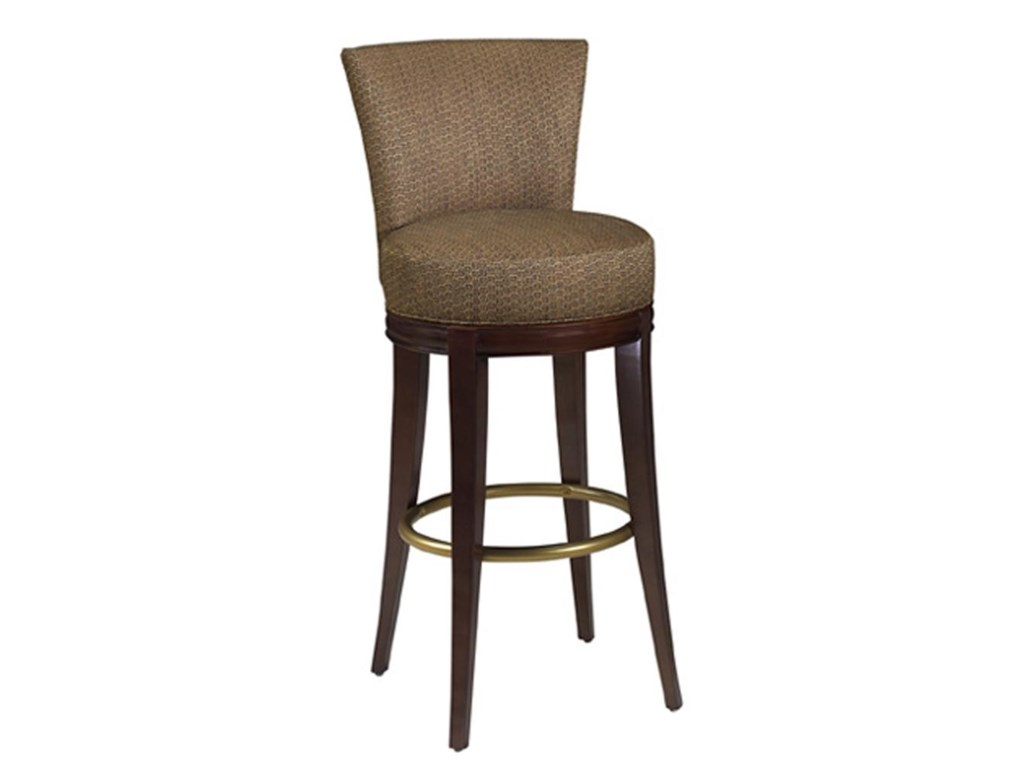 Designmaster Dining StoolsDanbury Swivel Bar Height Stool