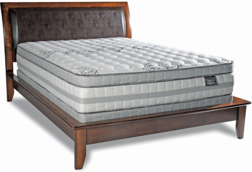 Diamond Mattress Cool Touch Unity Euro Top Cal King 14