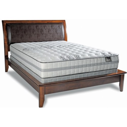 Diamond Mattress Cool Touch Unity Firm Cal King Firm 11