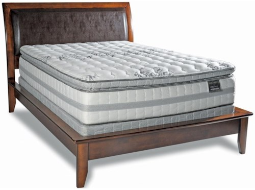 Diamond Mattress Cool Touch Unity Pillow Top Full 14