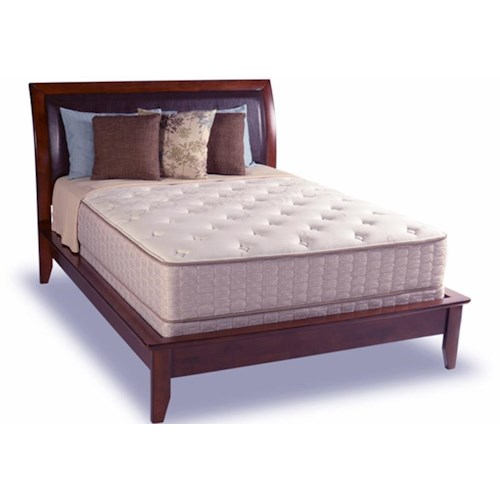 Diamond Mattress Dream Collection Reflection Twin Firm Mattress and Kelly 8